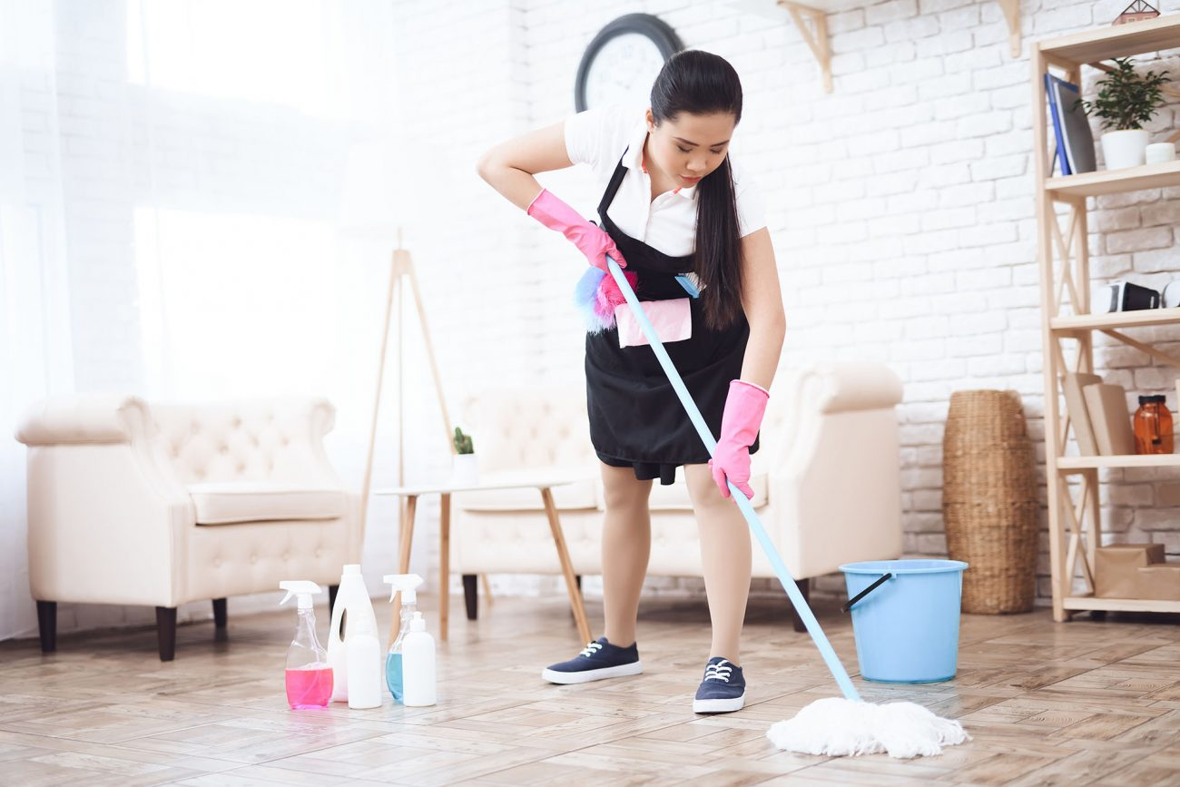 Find affordable house cleaning